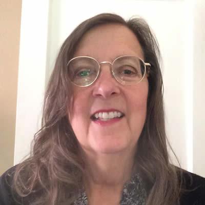 Mary Kircher Roddy, CG  - Treasurer (Washington)
