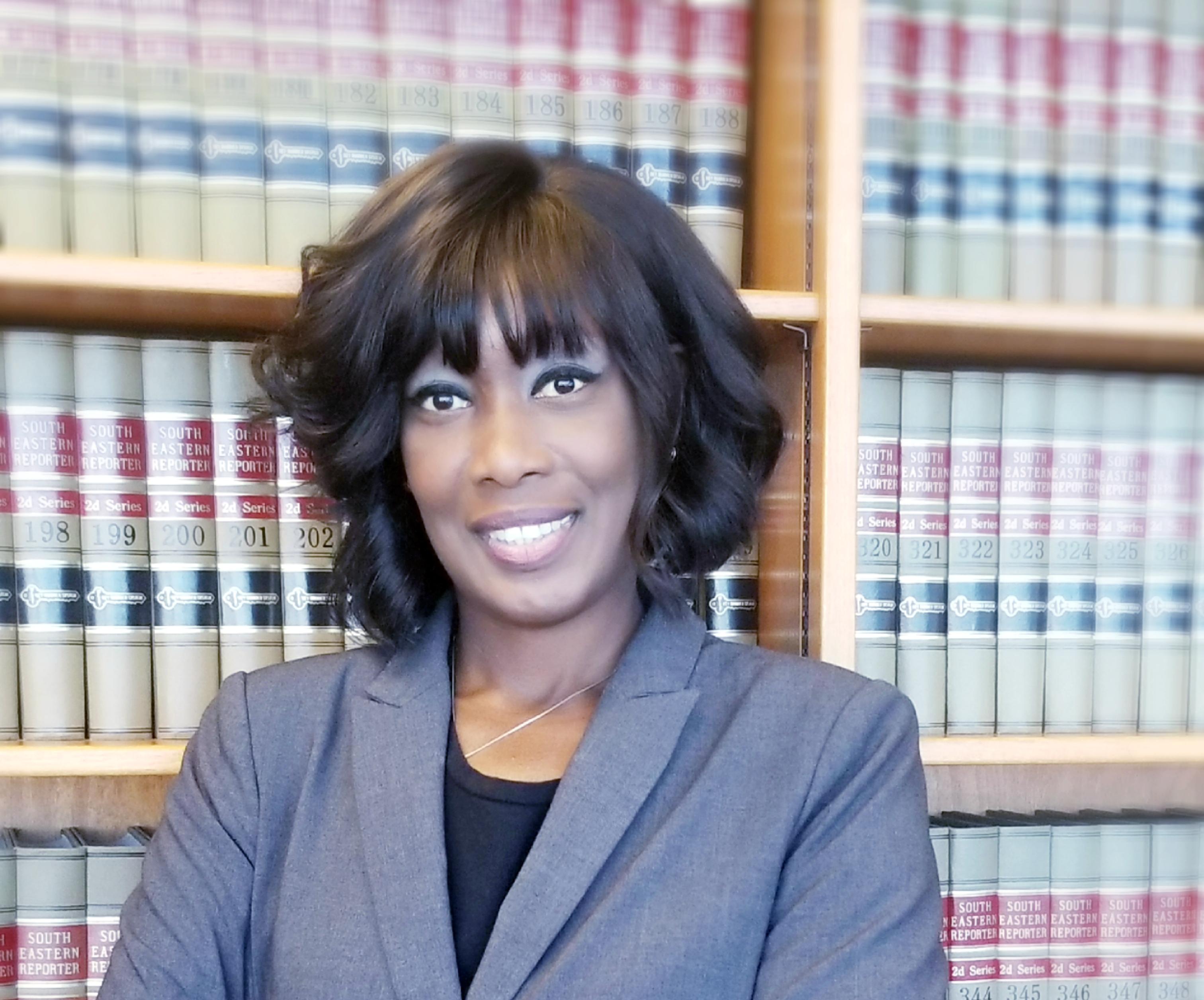 Andrea Alabi - Gwinnett Chapter President