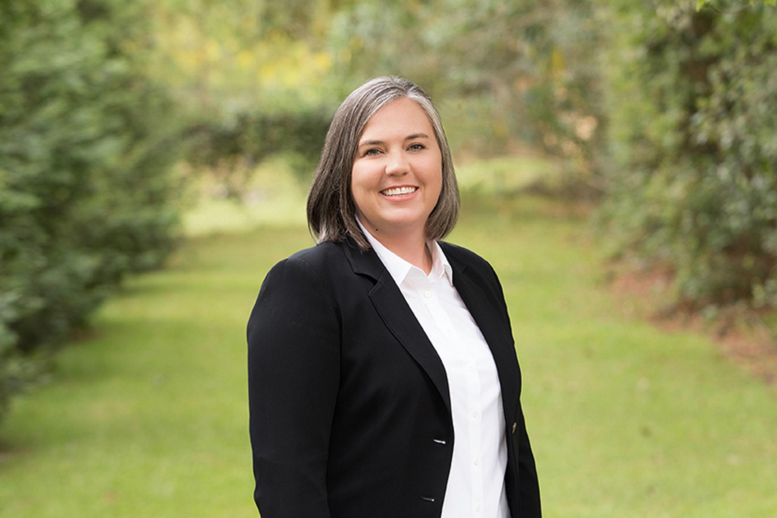 Jennifer Herzog - Tifton Chapter President