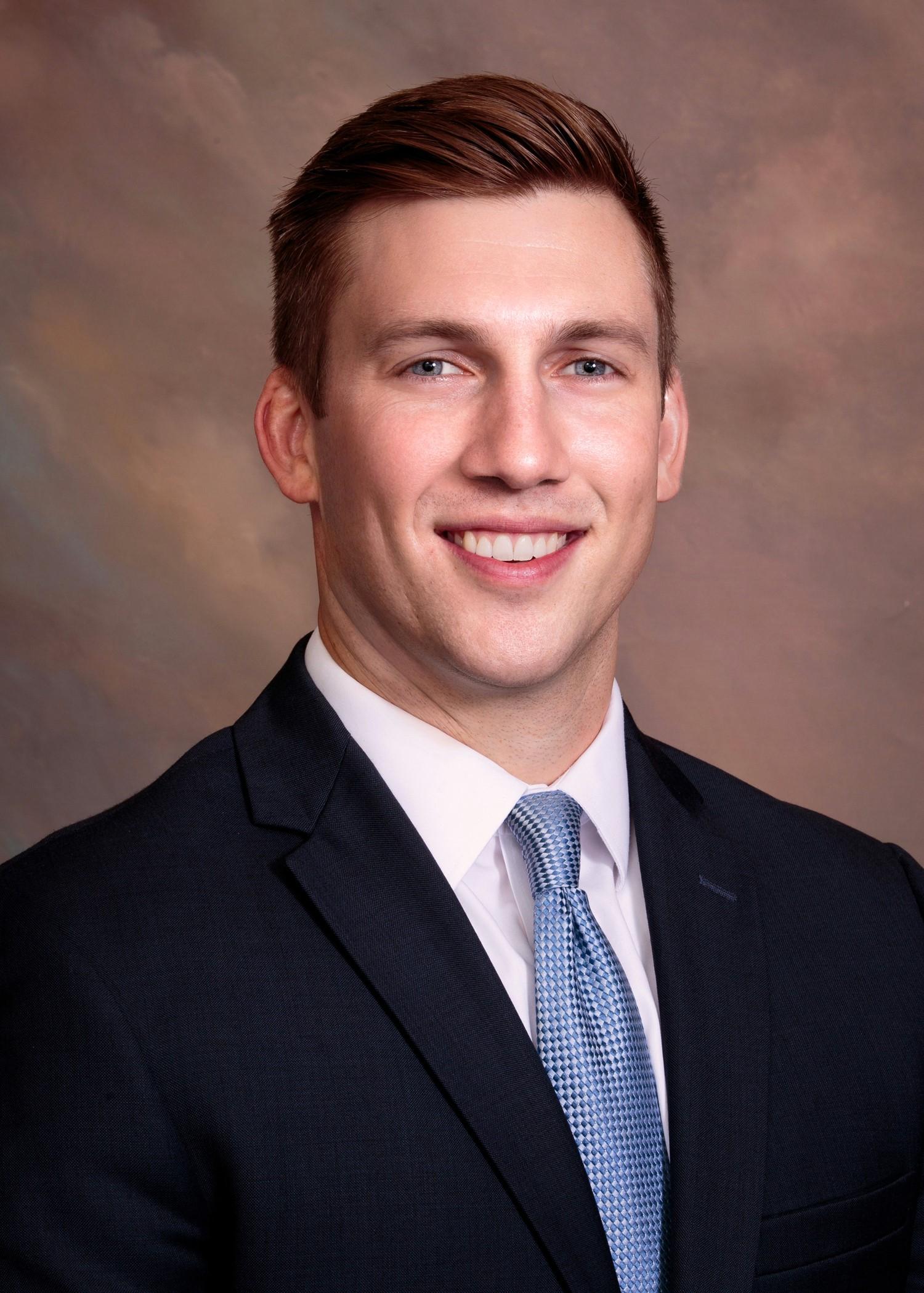 Brendan Burke - Community Relations Coordinator
