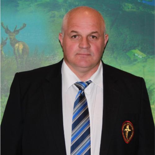 Mr. Seamus O Brien - Honorary Secretary