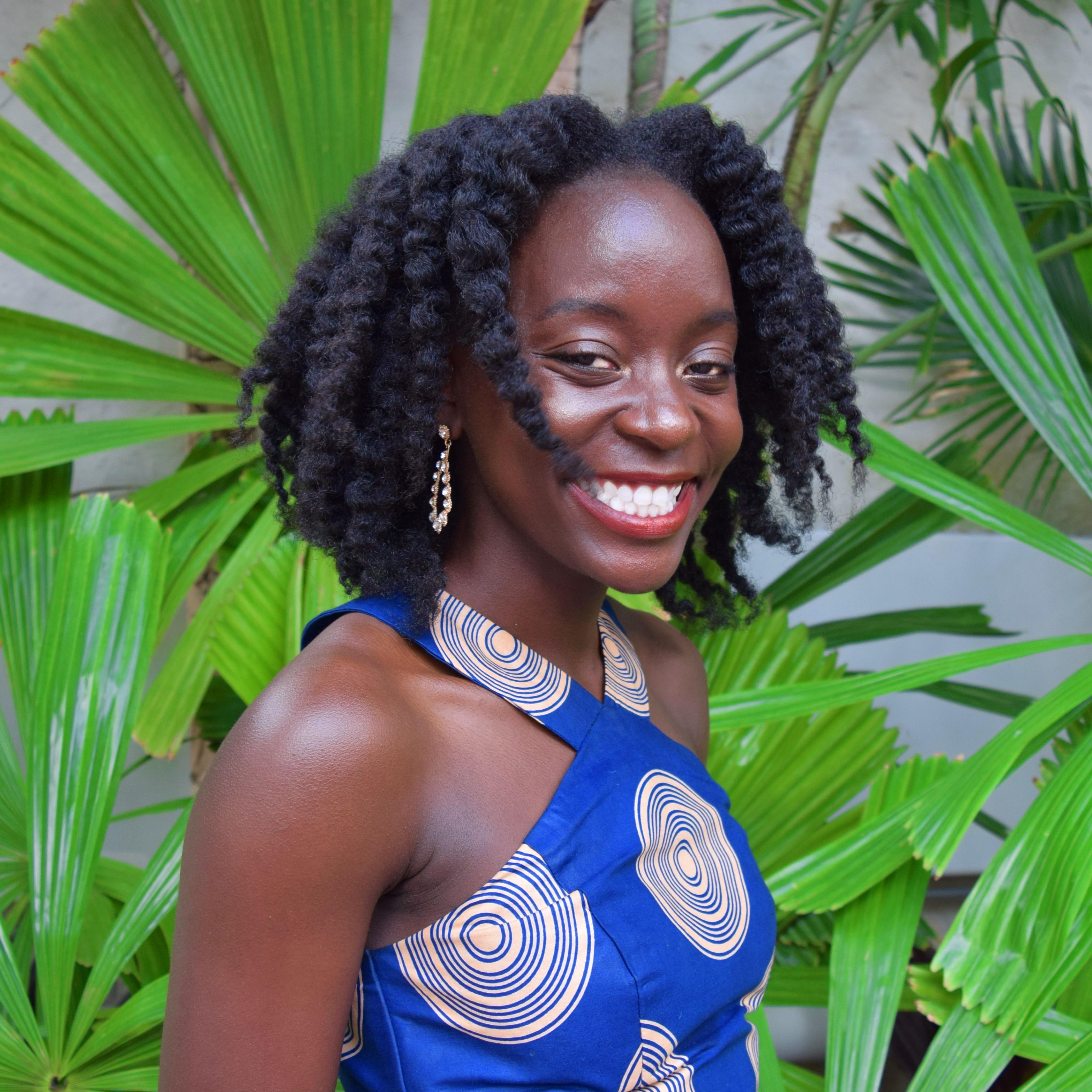 Adorabelle Namigadde - Ambassador for The Toltonites