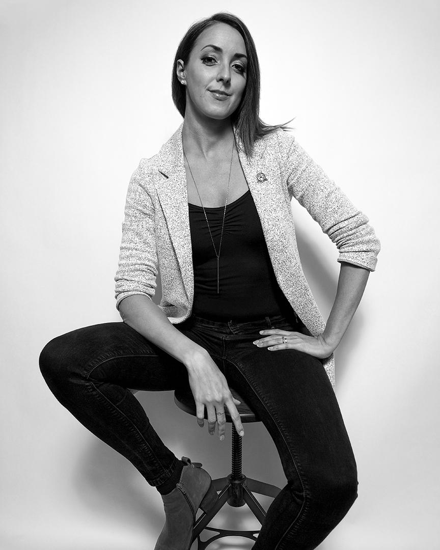 Tessa Bousfield - Branding & Events Director