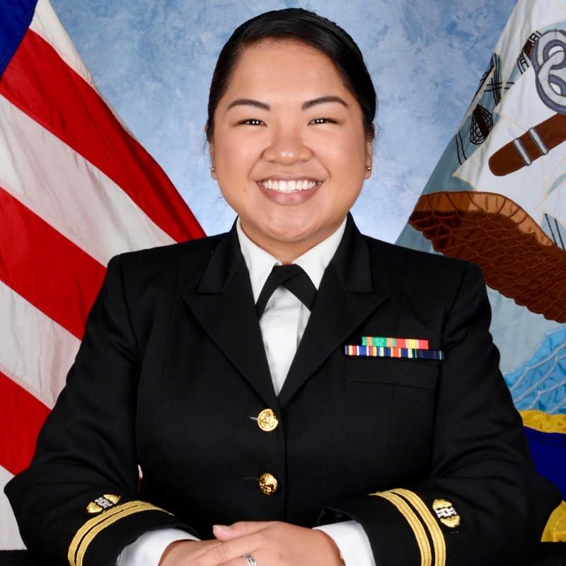 Lt. Maria Deguzman - VP & Director of Outreach