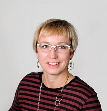Gail Stepanik-Keber - Communications Chair [Interim]