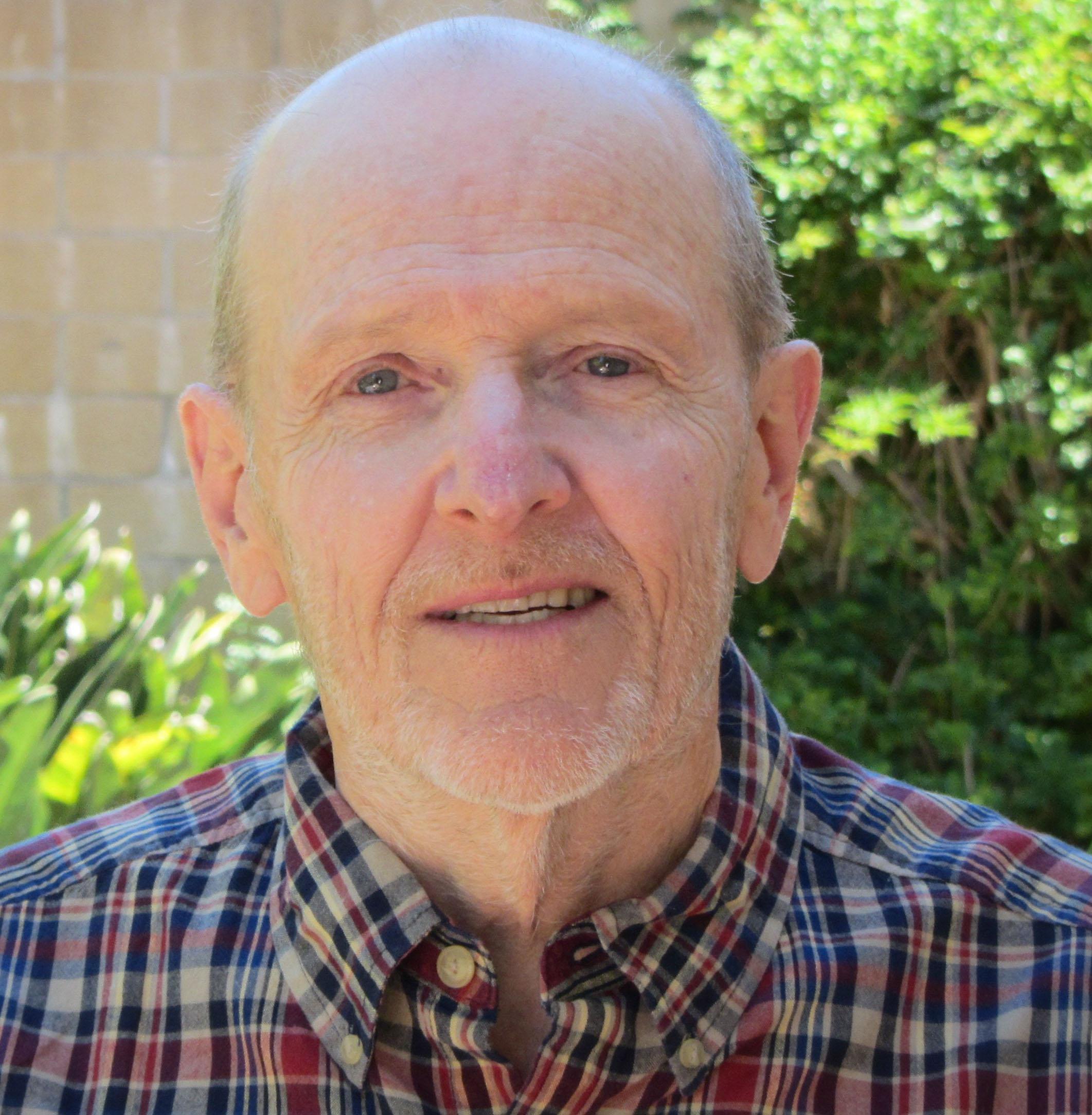 Jim Goode - Dooreh Book Club Coordinator