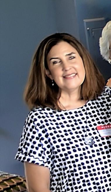 Hali Robinett - Advocacy Director