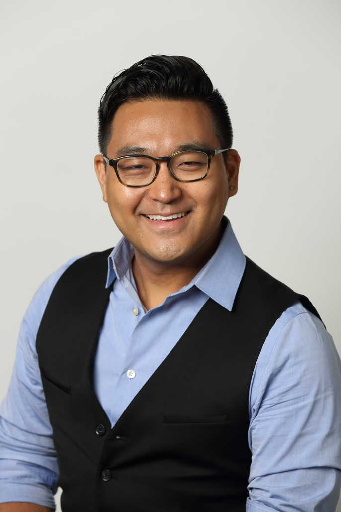 Keith Nishida (he/him) - National Director (NAAAP Los Angeles)