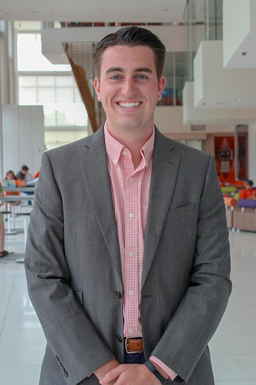 Joey Mott - Intern