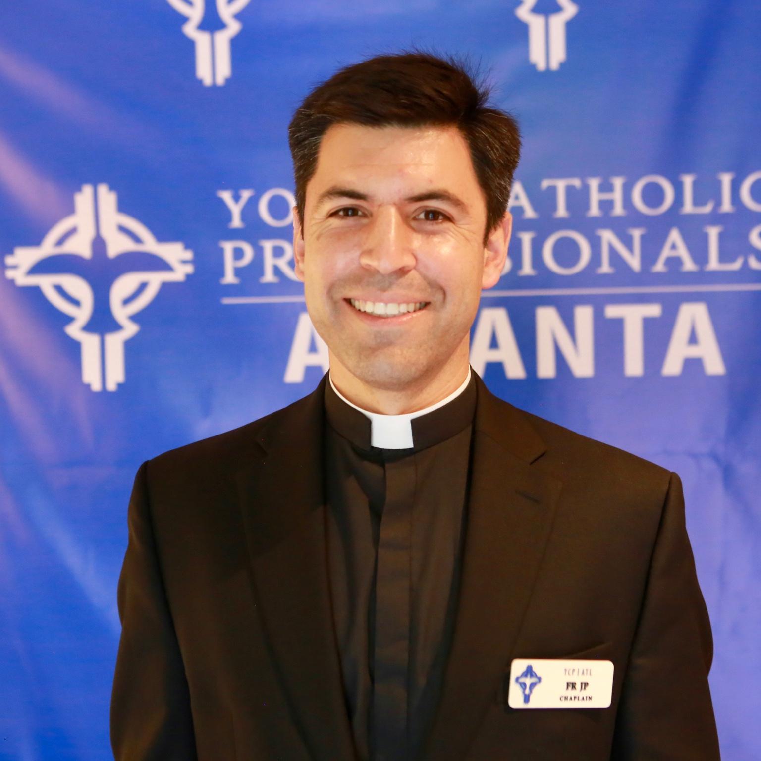 Fr. Juan Pablo Duran, LC - Assistant Chaplain