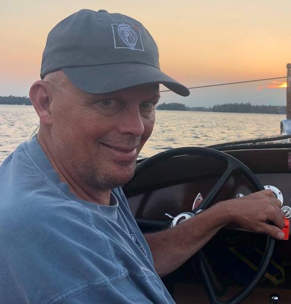 Chris Bullen - Editor Classicboat, Social Media