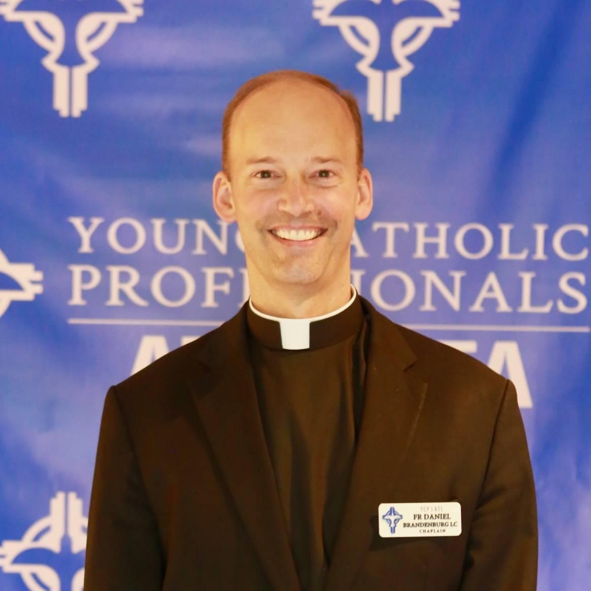 Fr. Daniel Brandenburg, LC - Chaplain