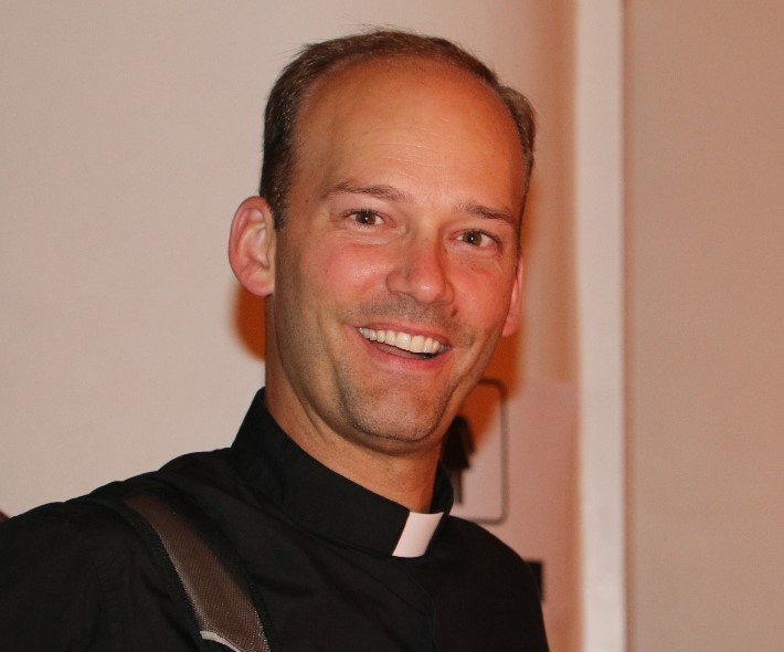 Fr. Daniel Brandenburg - Email Fr. Daniel to get started!
