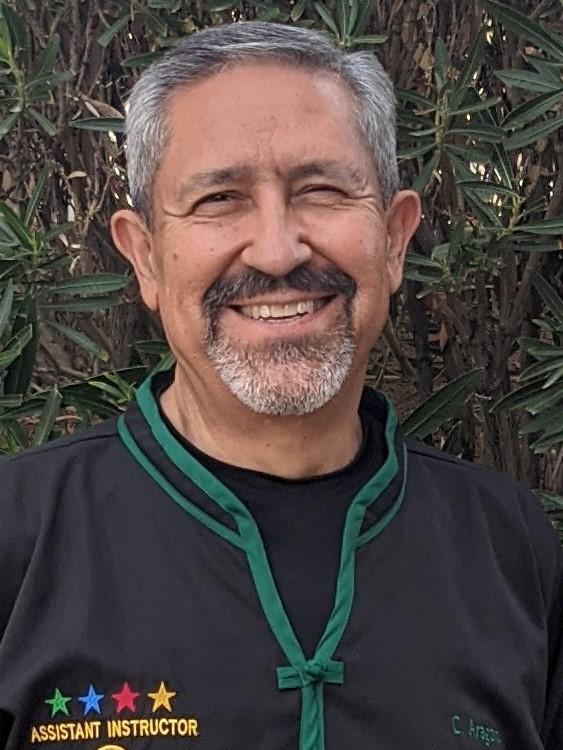 Claude Aragon - Board Vice Chair