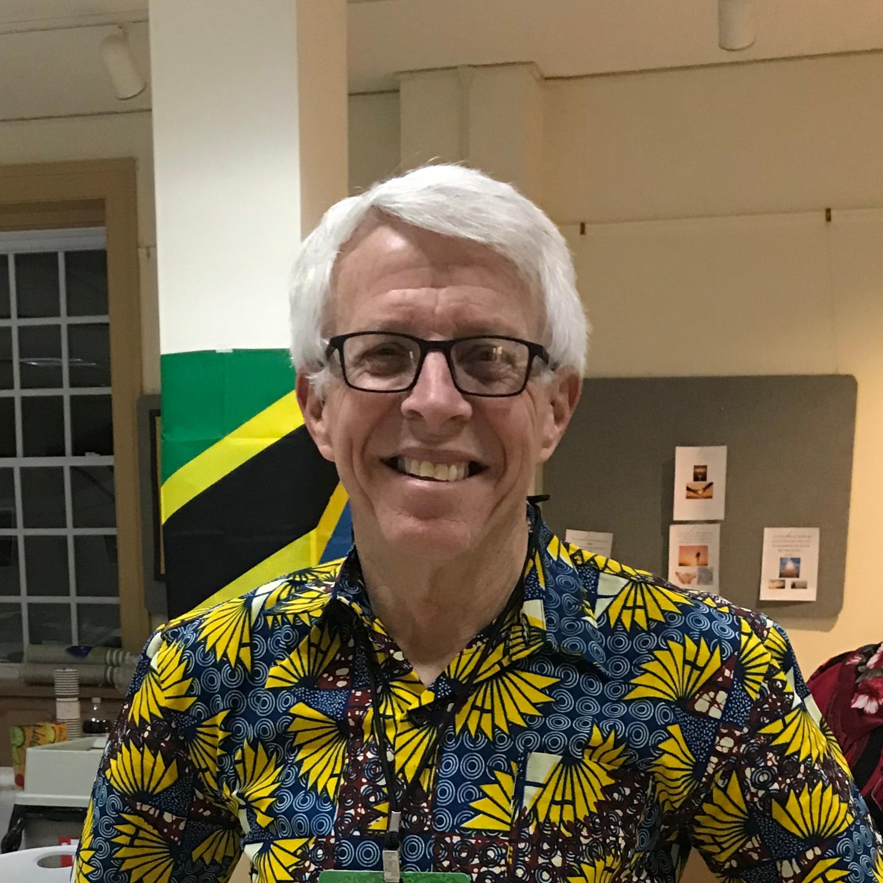 Bob Goodsell - Secretary