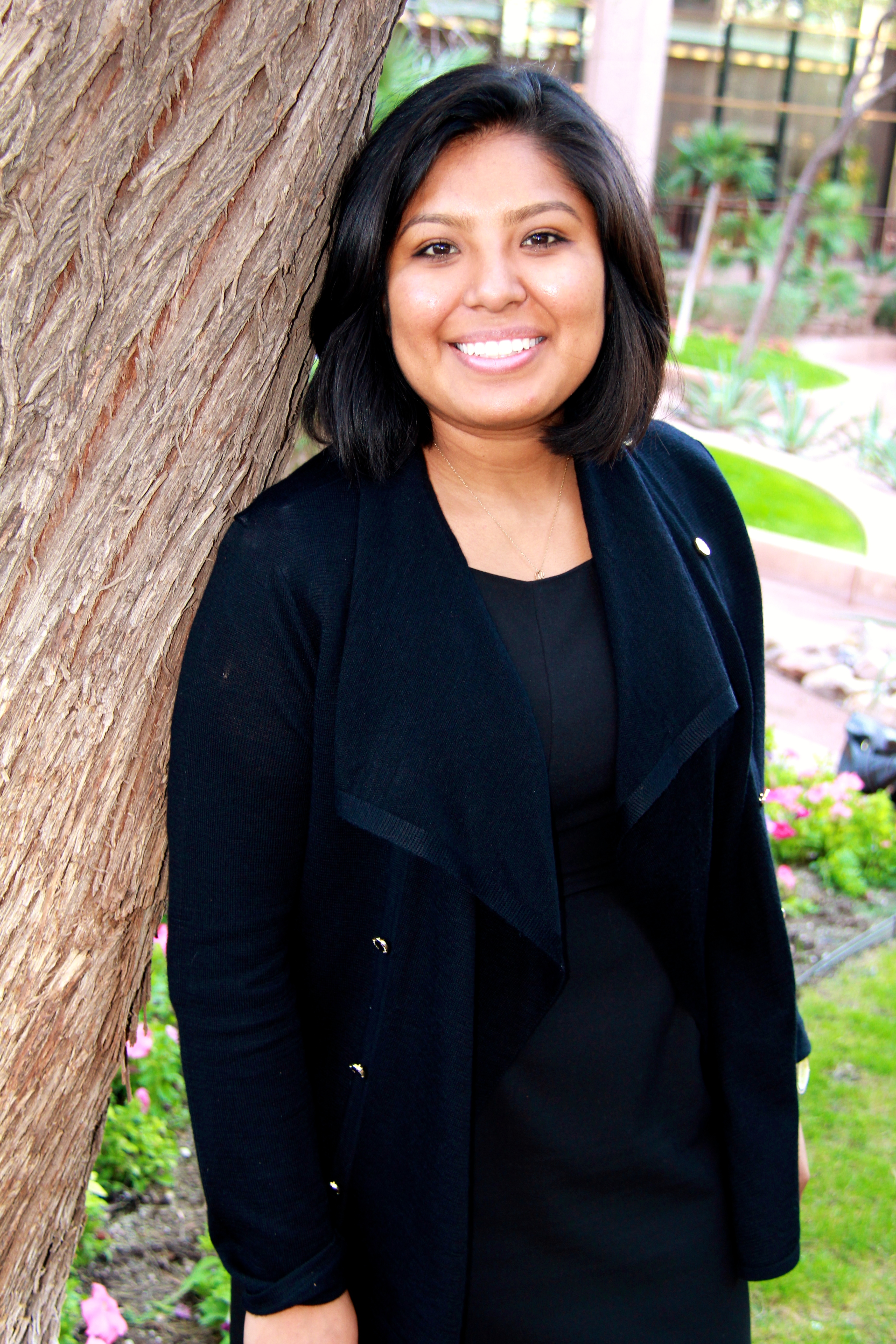 Sally Lopez -  President