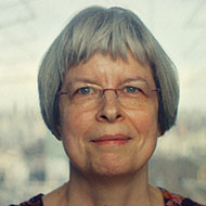 Angelika Steinacker - Country Ambassador - Western Europe and Germany