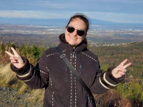 Antonia Gale - Board Director (At Large), Treasurer