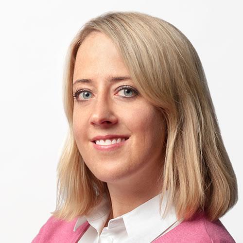 JULIA HOLTZ - Executive Director, Competition,  Visa