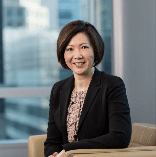 CHRISTINE TAN (JANG) - Managing Director and Head of Asia Pacific – Financial Institutions Group for Wholesale Payments,  J.P. Morgan