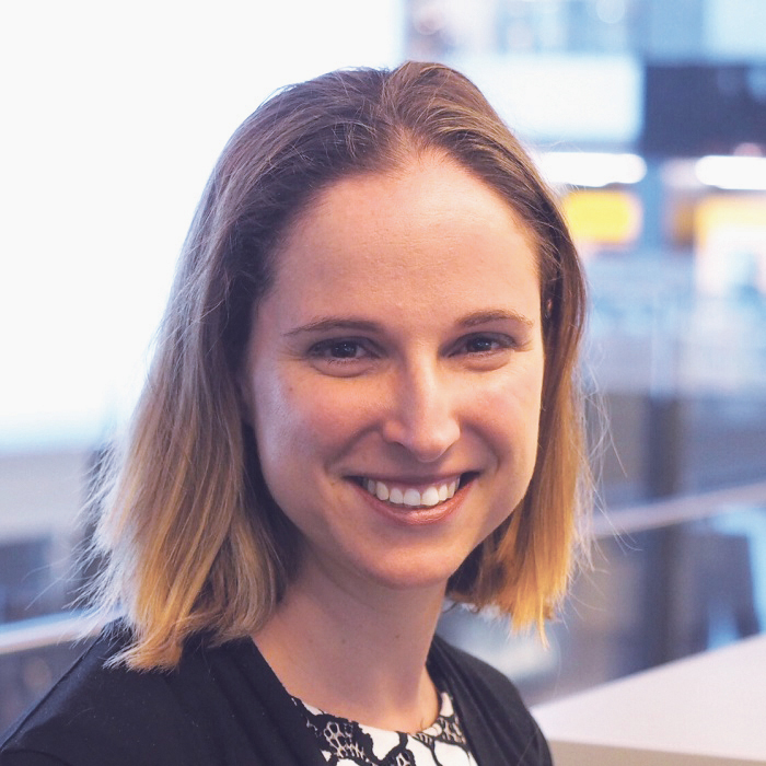 JACKIE KALLMAN - Head of Payments Industry, Banking Services,  ANZ