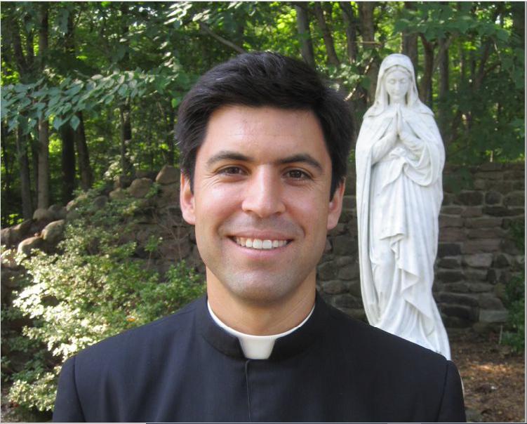 Fr. Juan Pablo Duran  - Email Fr. JP to get started!