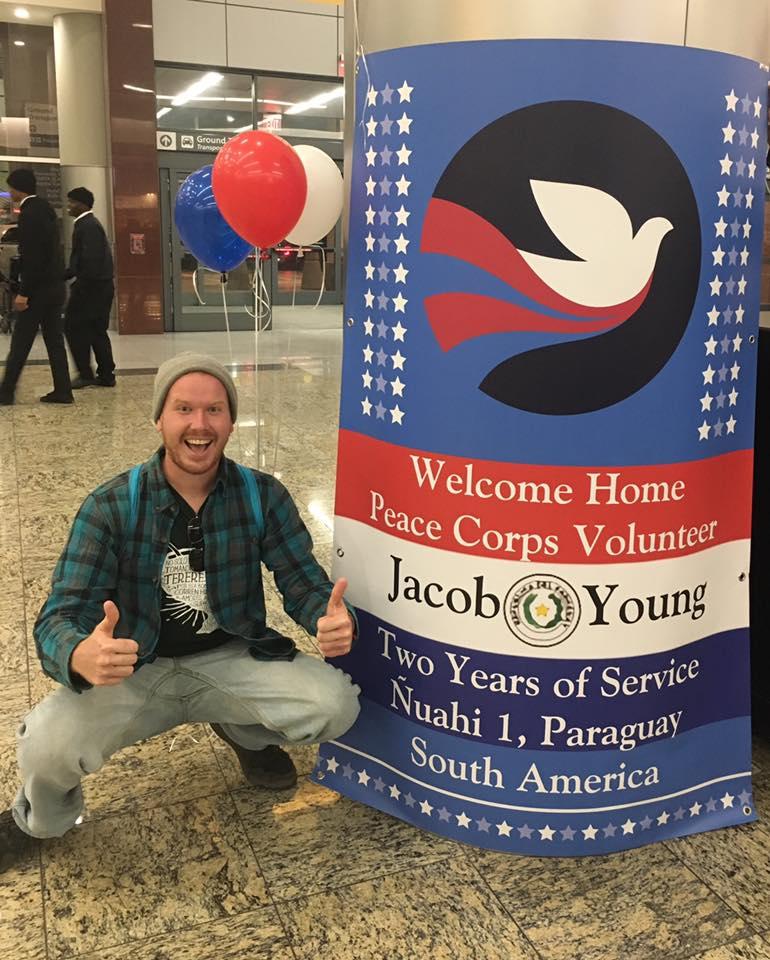 Jacob Young - Communications and Social Media Coordinator