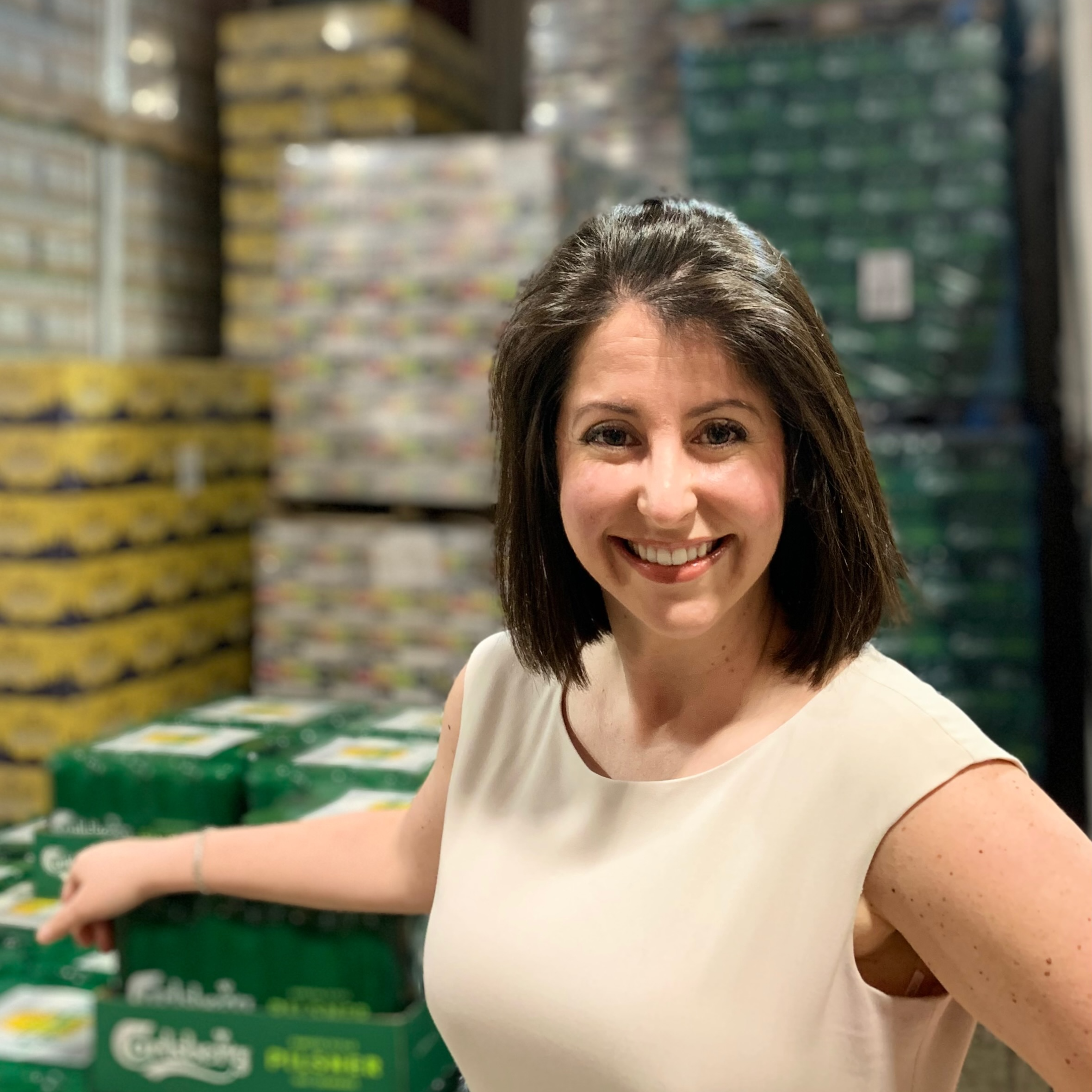 Kim Rejniak - General Manager, Craft Beer Guild Distributing of NY, Sheehan Family Companies
