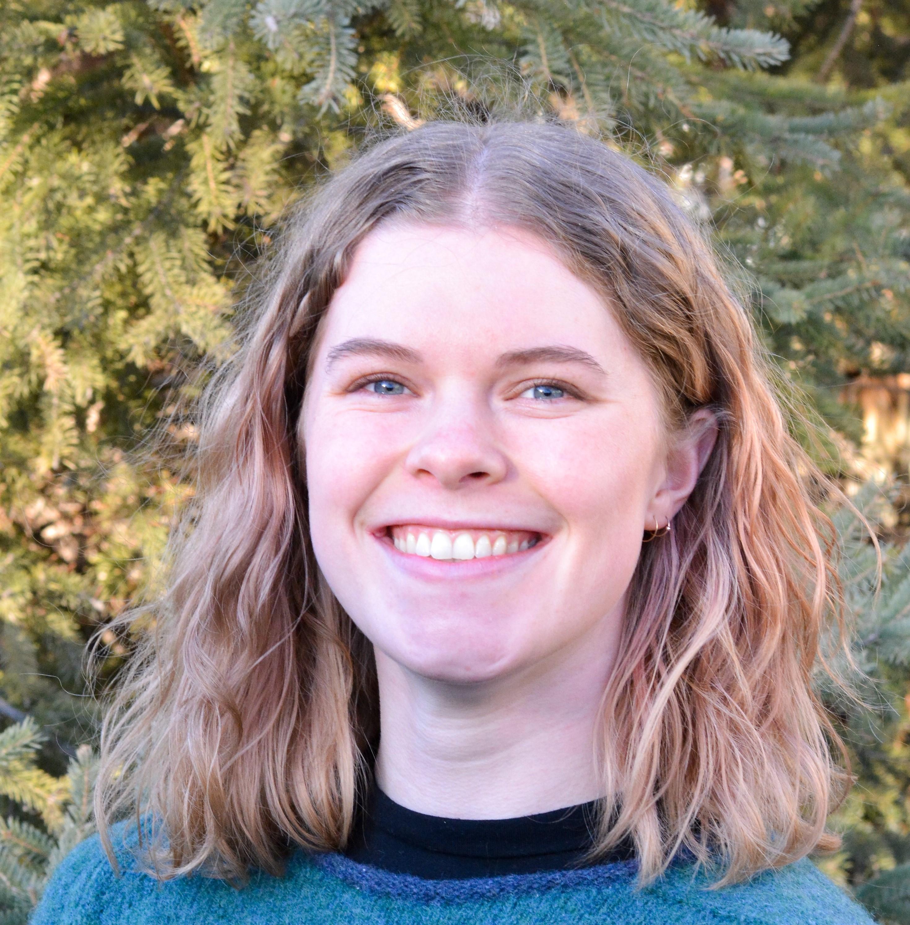 Cassidy Mazur - Environmental Program Coordinator
