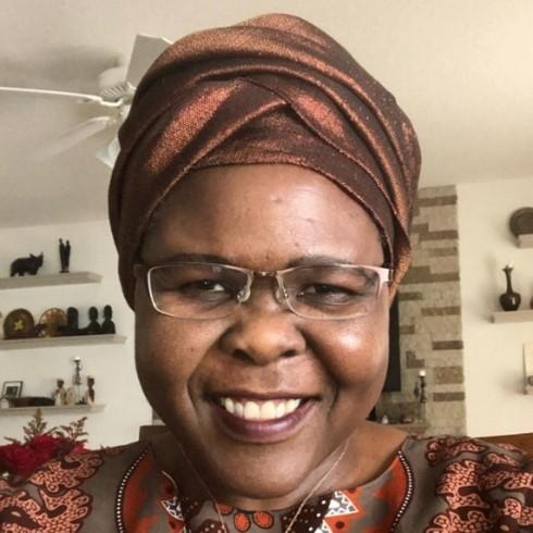 Ebby Luvaga - Kenya Coordinator