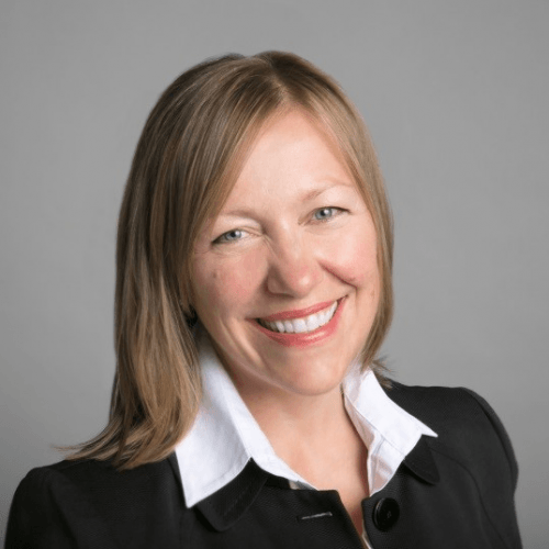 SUE HUTCHISON - Former Chief Commercial Officer