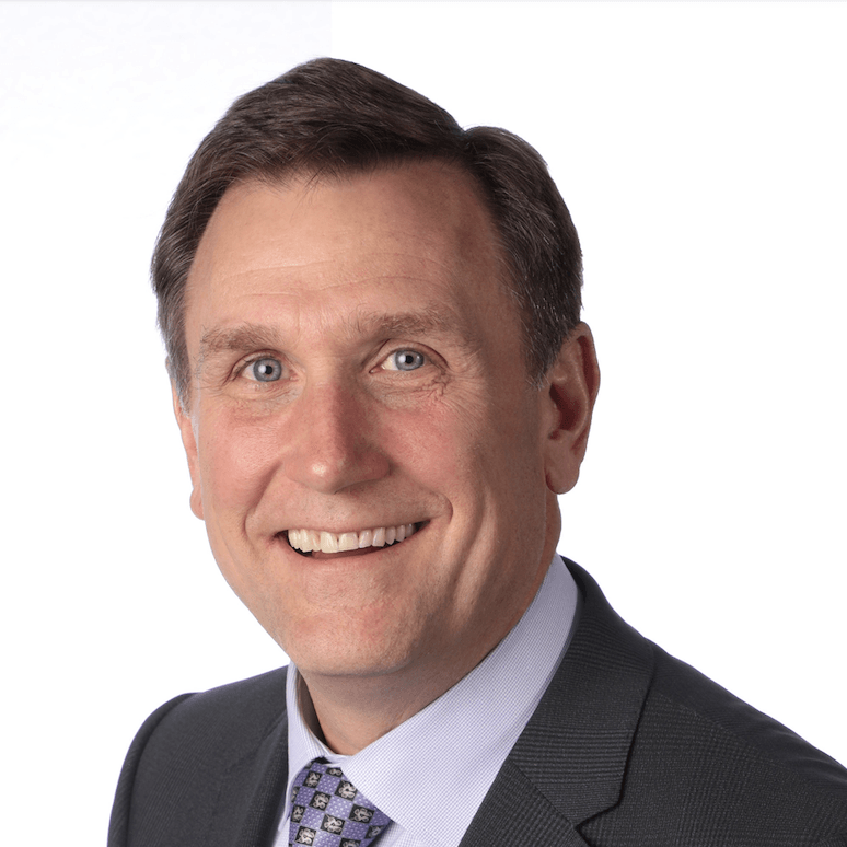 GREG GRICE - Executive Vice-President, Business Financial Services