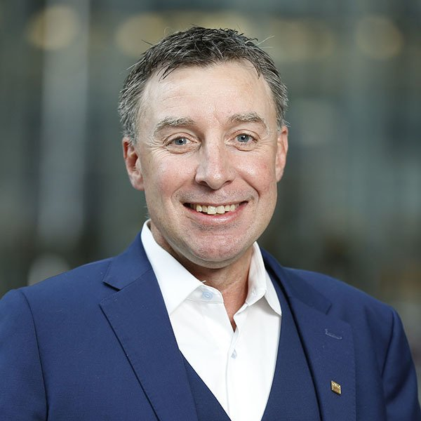 JOHN COWAN - Senior Vice-President, Enterprise Payments