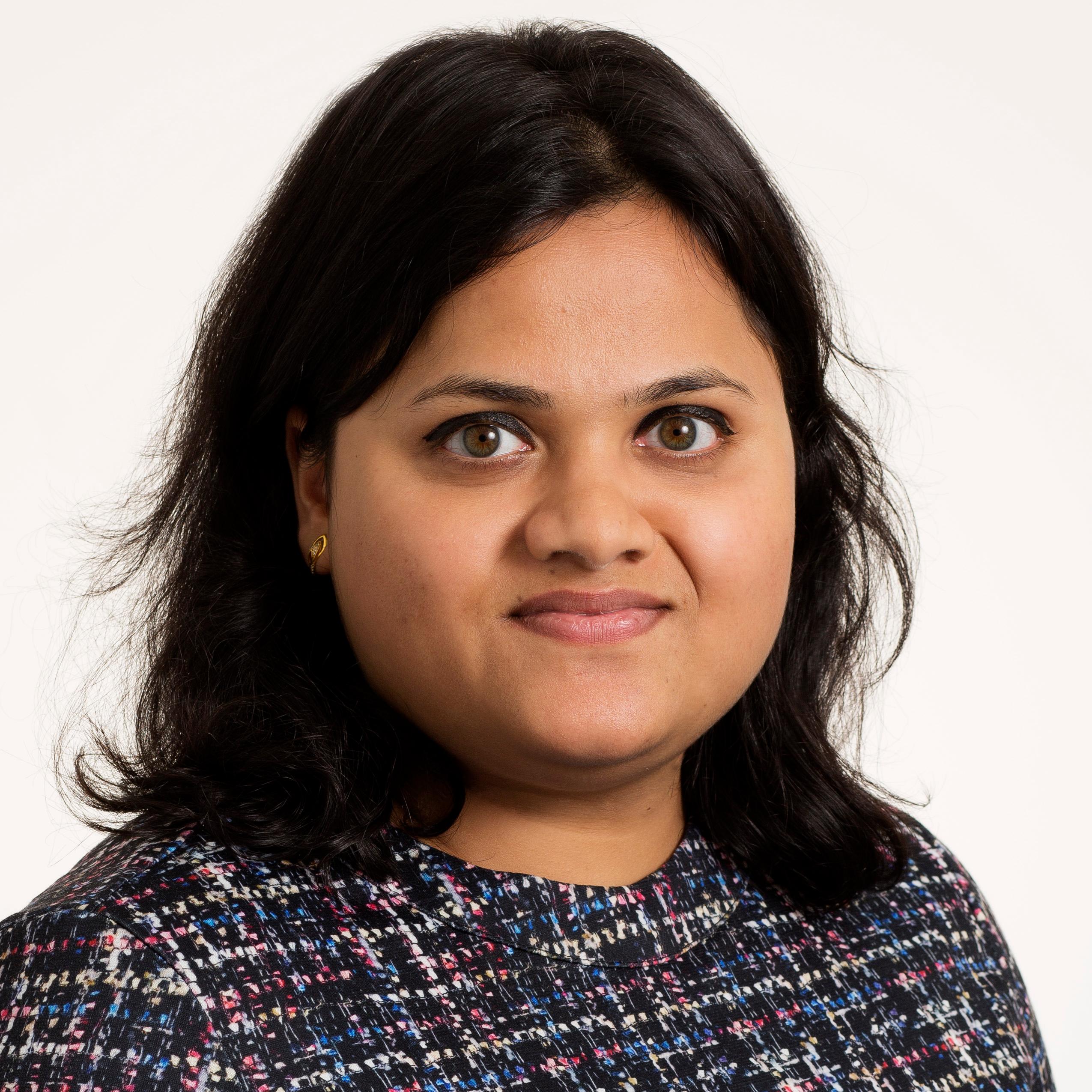KARISHMA PANDA - Manager, FS Consulting