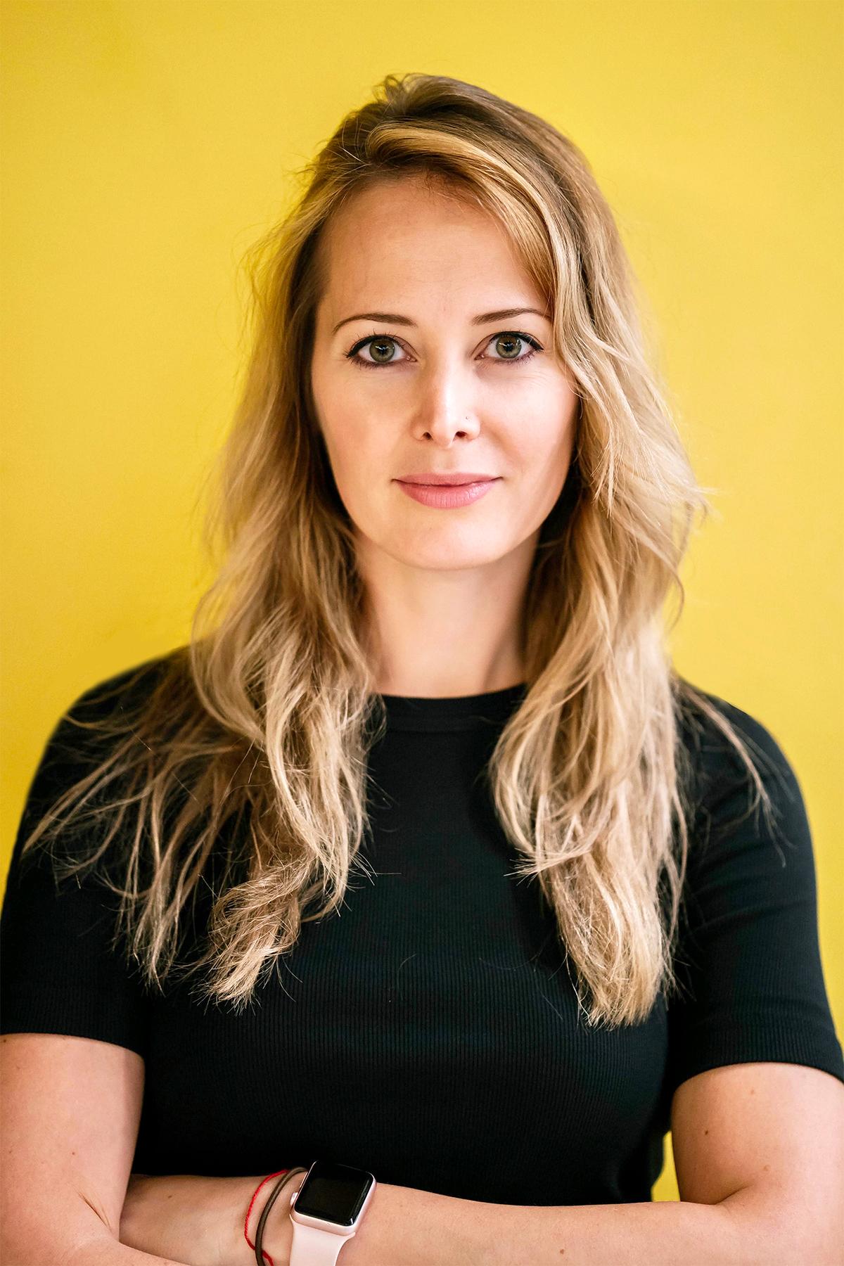 Irina Chuchkina - Marketing Director, APAC