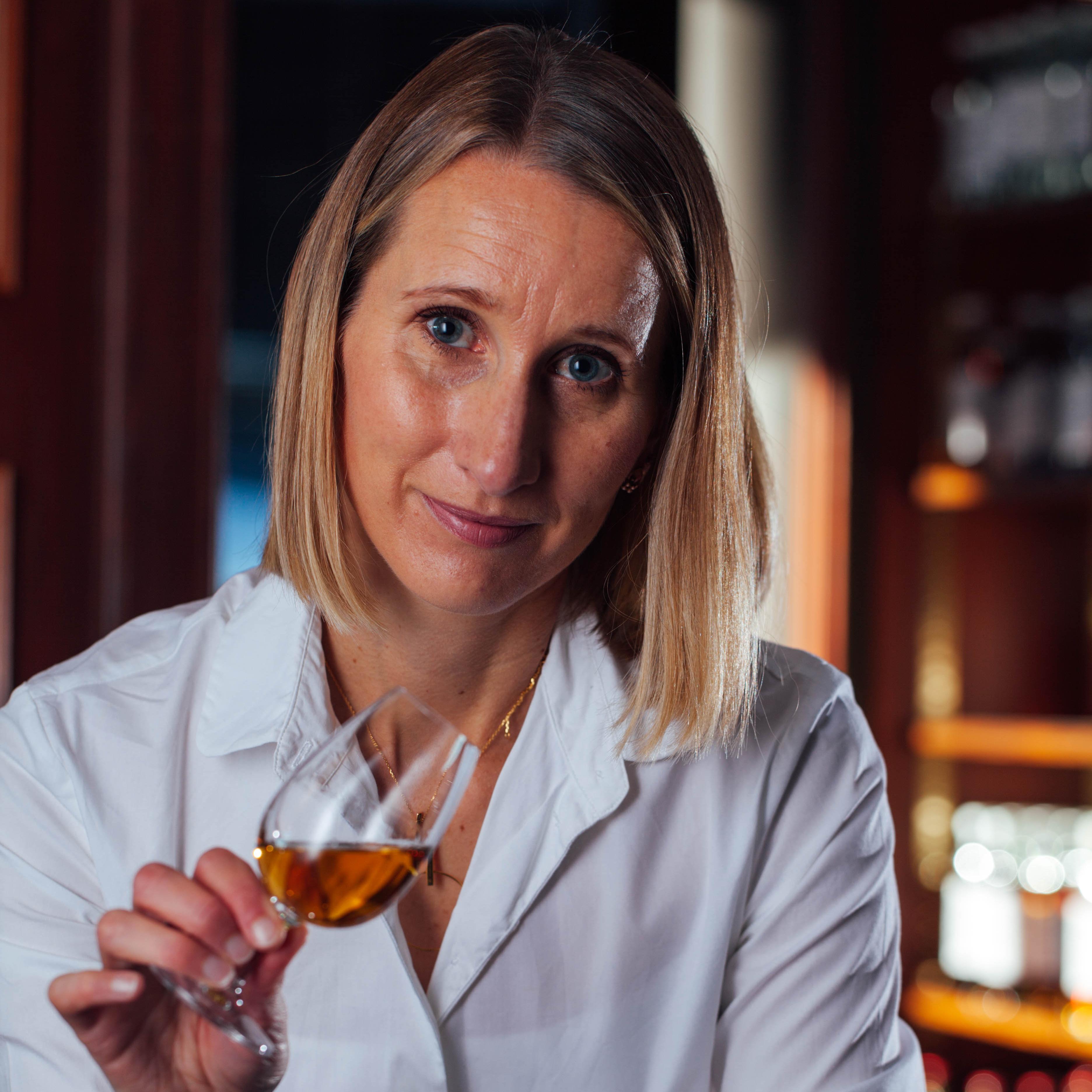Laura Rampling - Master Whisky Maker, The Glenrothes Single Malt, Edrington