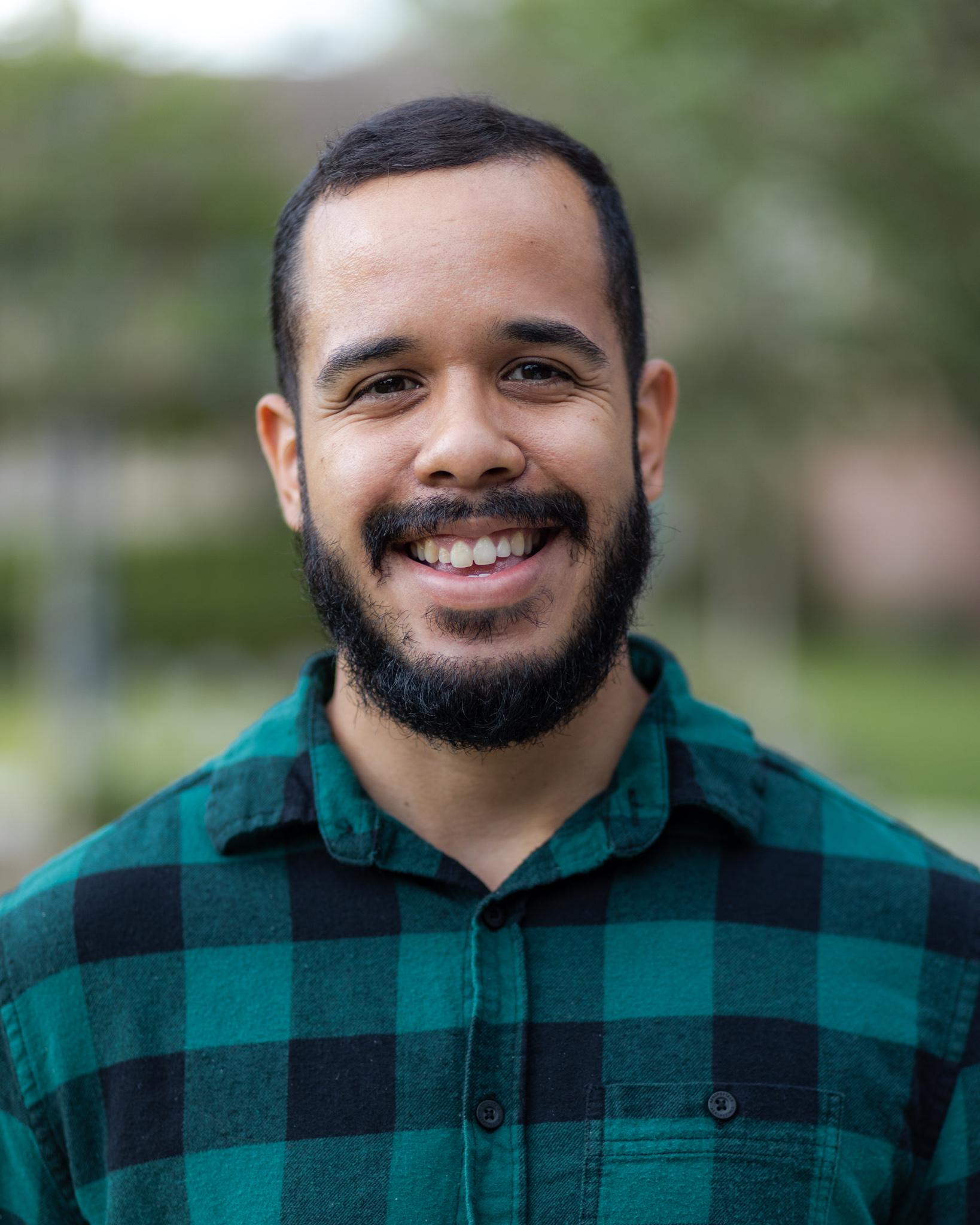 Alex Lambis - Director of Evangelization