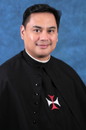 Fr. Alex Juguilon OSC - Chaplain