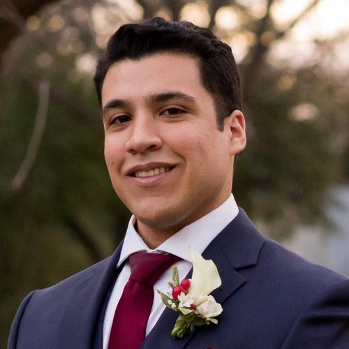 Andrew Arredondo - President