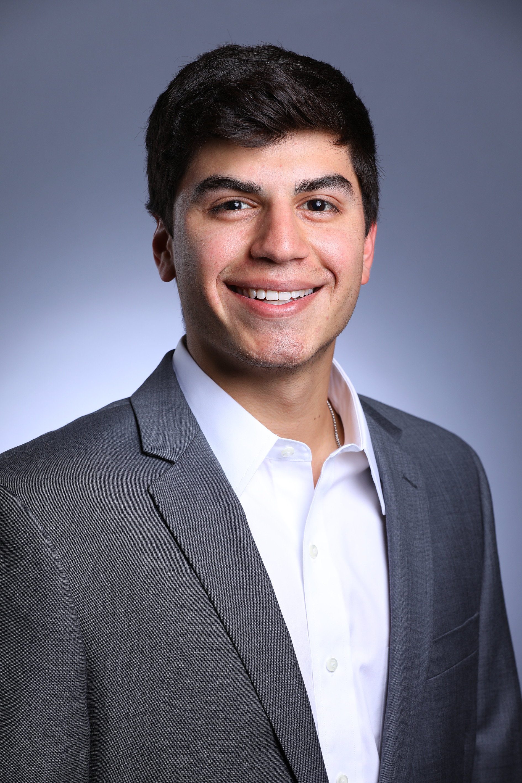 Andres Almendarez - Director of Marketing