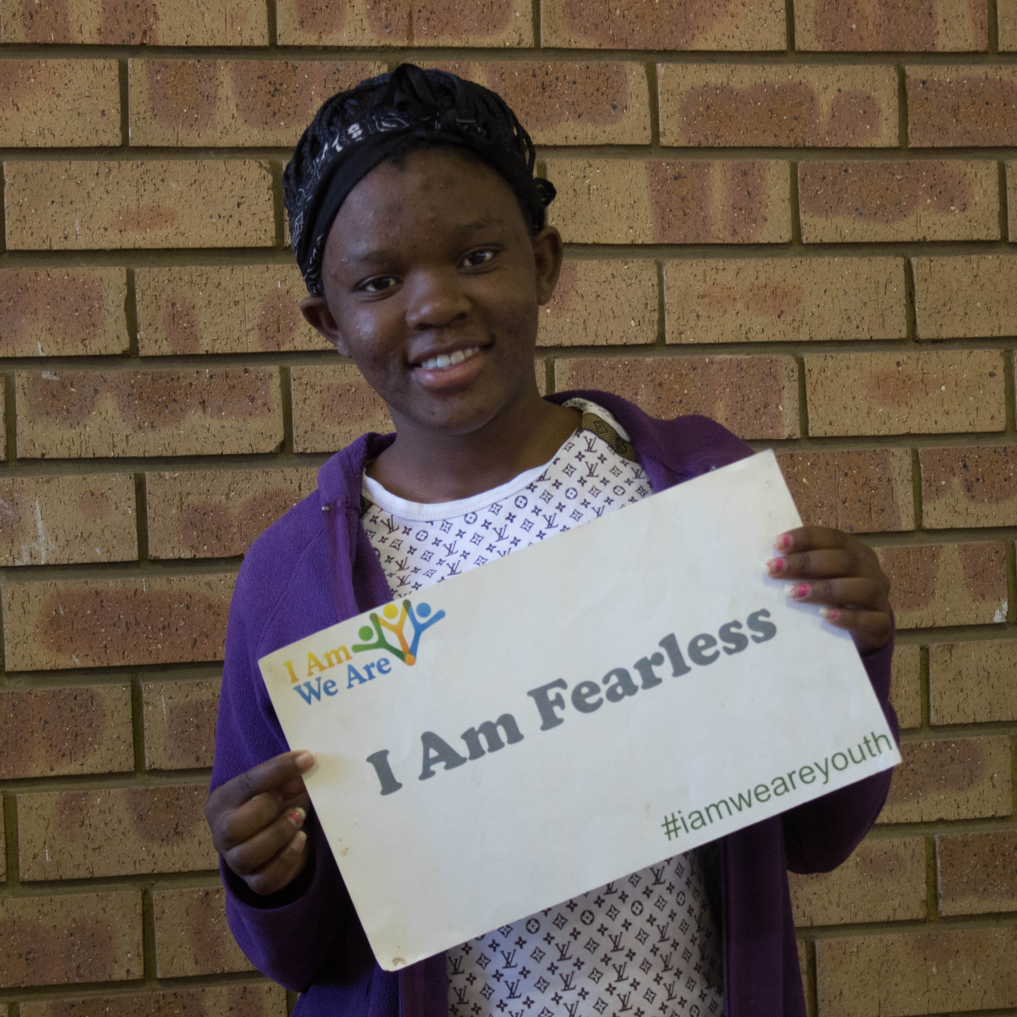 I Am, We Are — Morafe Leadership Development Programme — South Africa