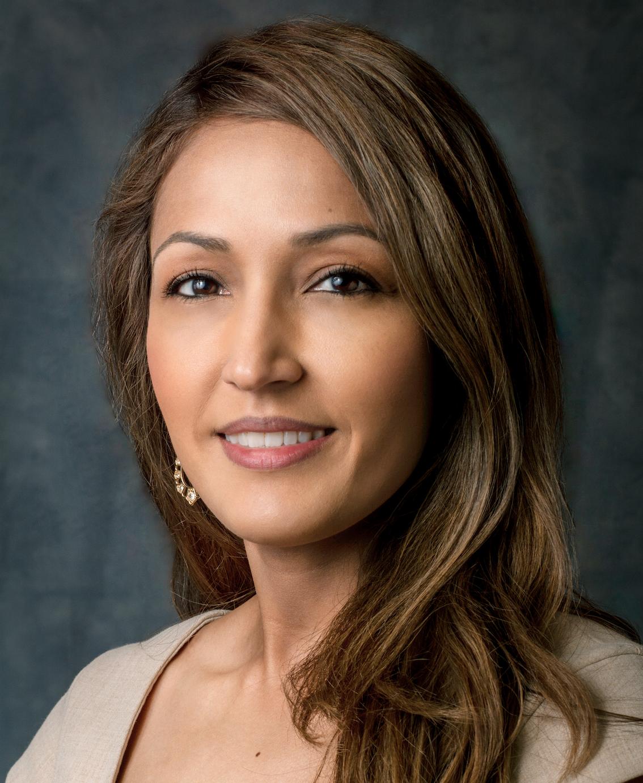 Evangelina Mendoza -  Large District Representative