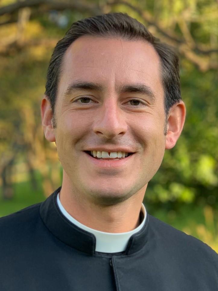 Fr. Ben O'Loughlin LC - Chaplain