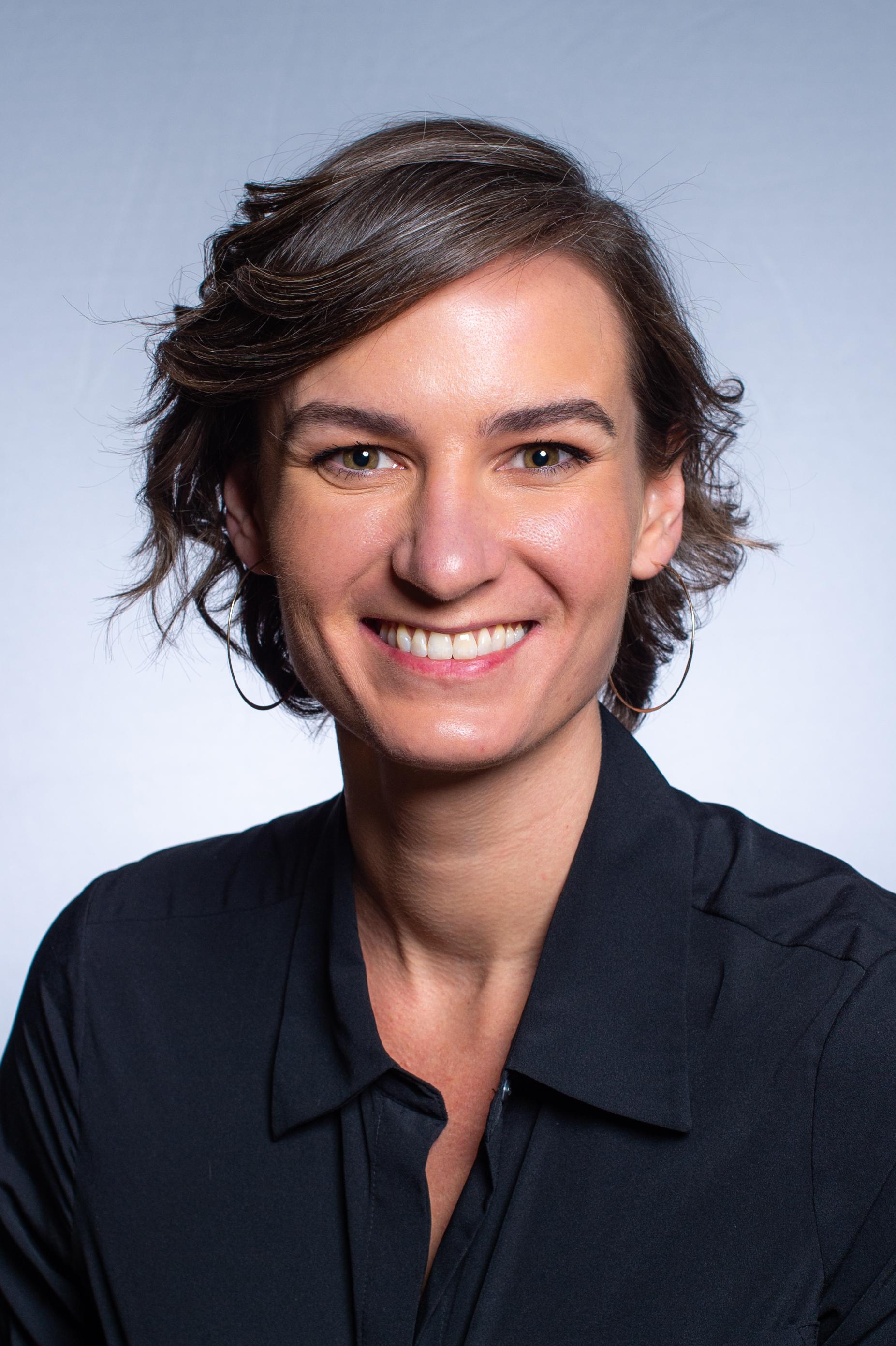 Megan Evans - President