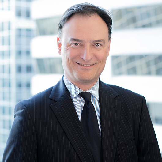 COLIN COOKE - PRESIDENT AND CEO