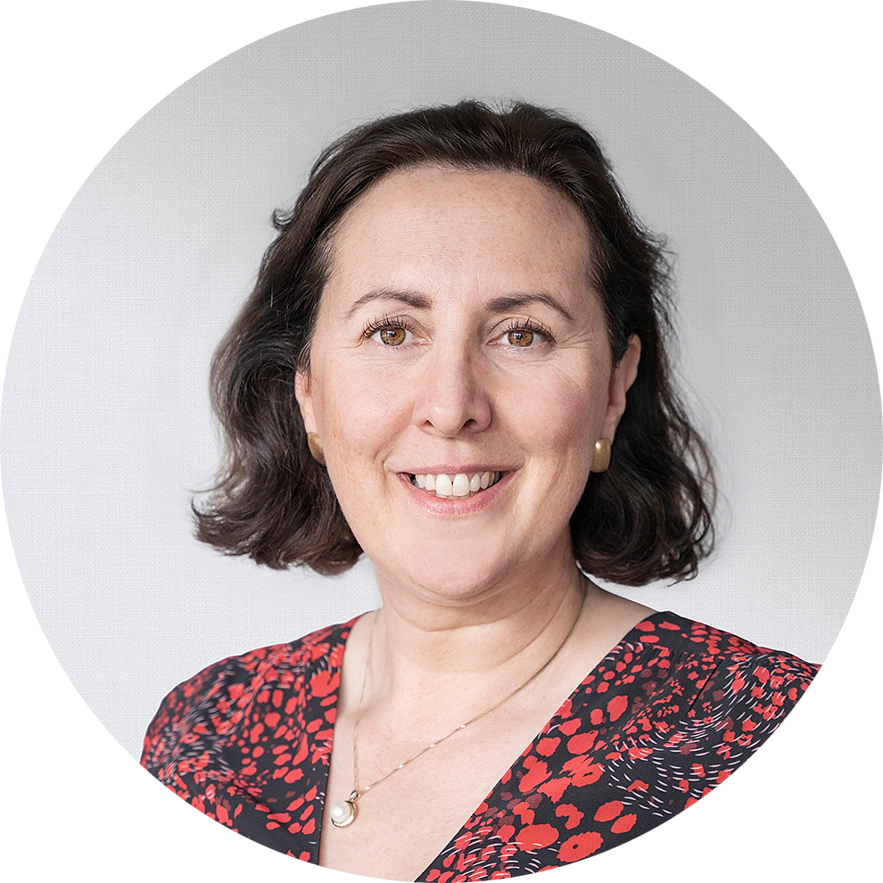 Patricia Galloway - Vice President