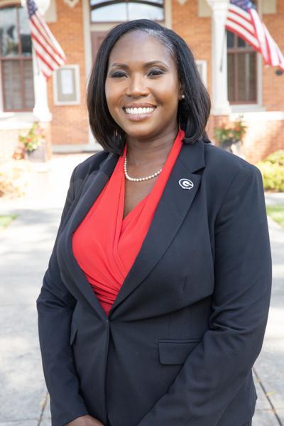 Cheveda McCamy - East Metro Chapter President