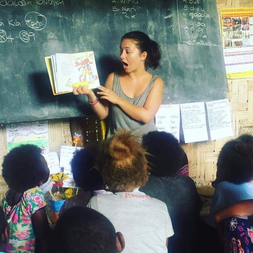 Veronica Legler - Project Coordinator - US based