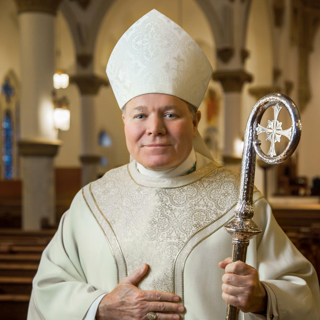 Most Reverend Edward J. Burns - Episcopal Advisor