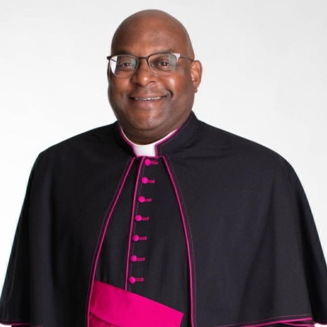 Monsignor C. Eugene Morris - National Chaplain